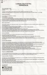 Terpafen 50 инструкция (вкладыш)
