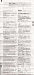 Proviron-25 Bayer инструкция-2 (вкладыш)