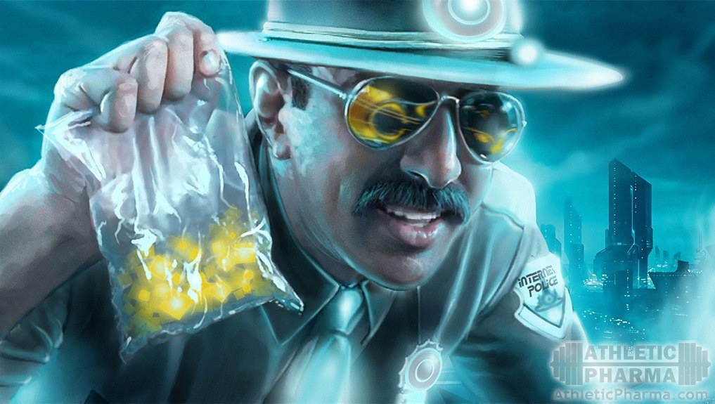 Tron + Super Troopers Mashup
