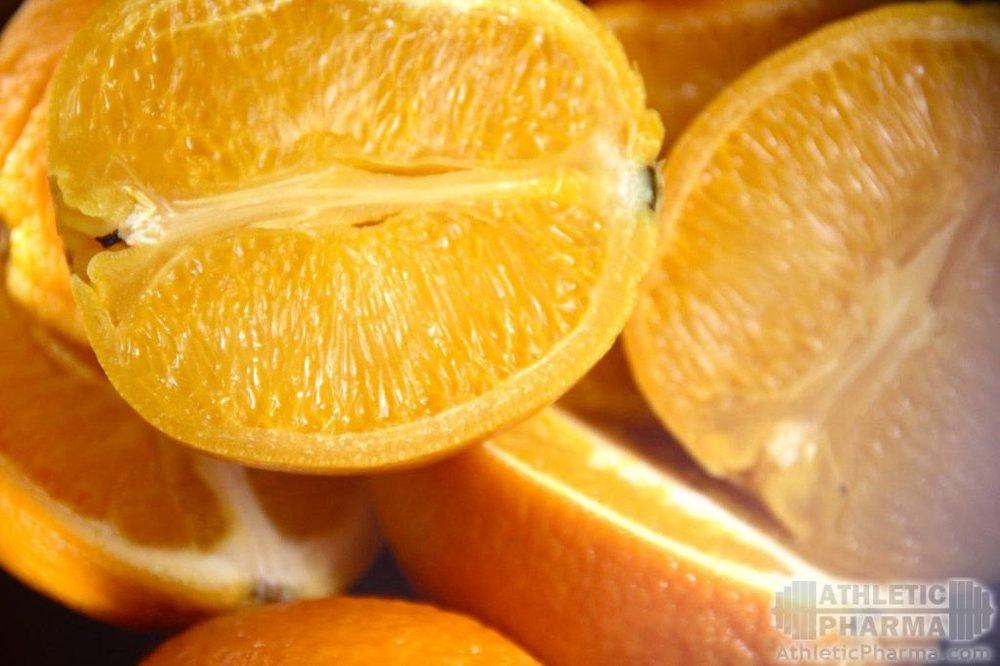 Синефрин в апельсинах