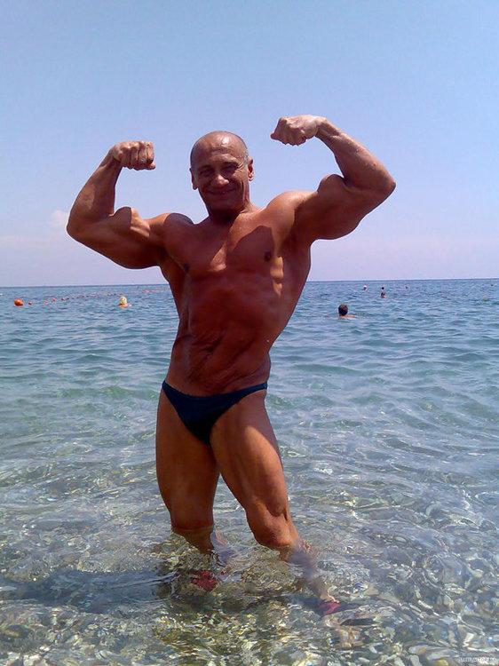 Валерий Локтионов (недавнее фото)