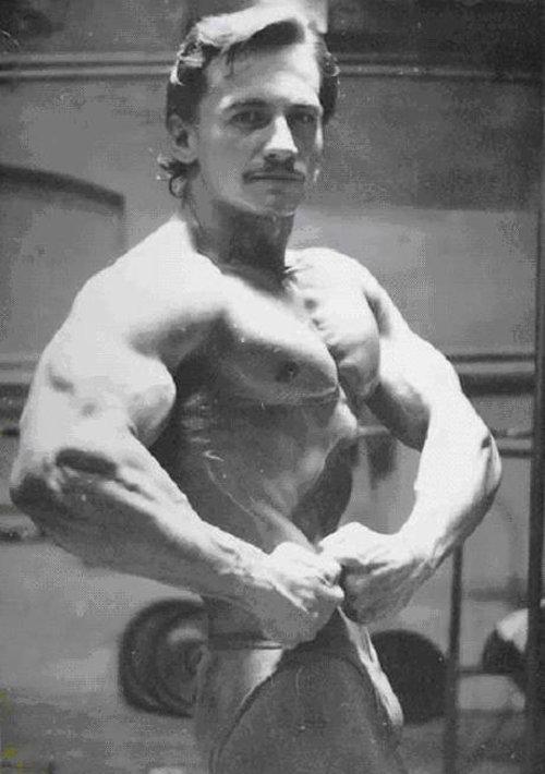 Валерий Локтионов в молодости