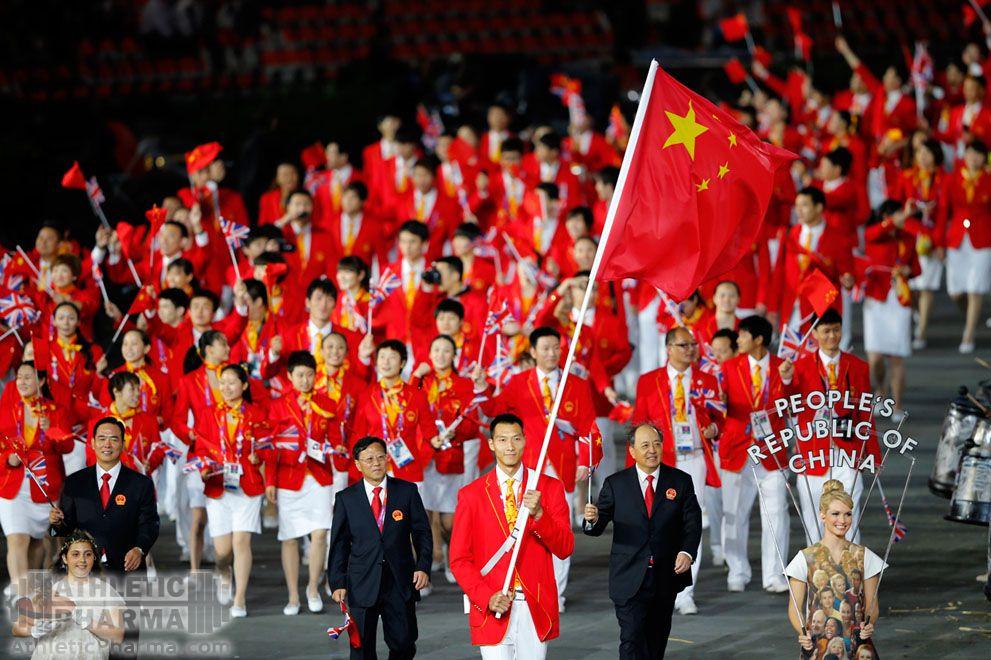 Олимпийская сборная Китая