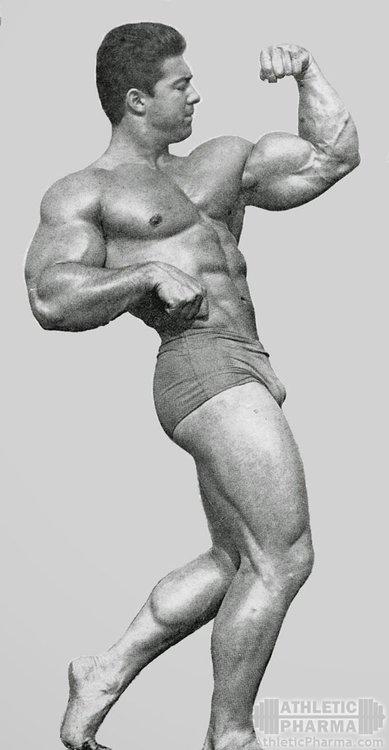 Ларри Скотт (Мистер Вселенная 1964)