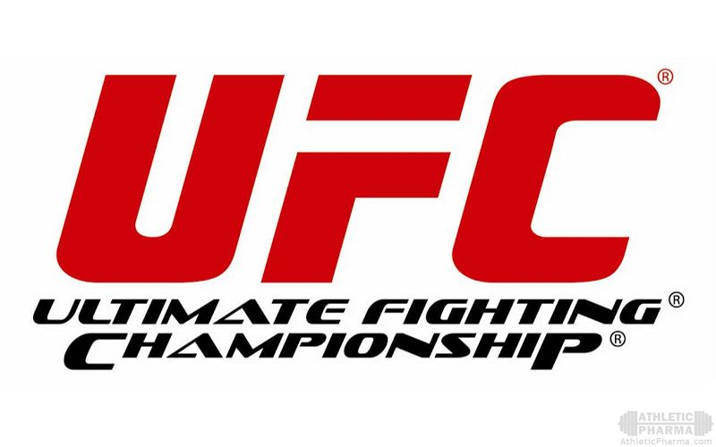 Логотип UFC